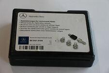 Mercedes CLK W208 W209 SLK R170 W210 W203 Radsicherung Felgenschloß B6 647 0143