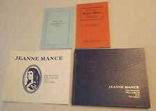 Jeanne Mance Hotel Dieu Hospital Kingston Color Illustrations w/2 Free Booklets