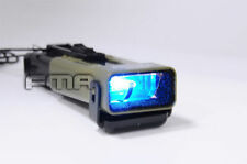FMA Airsoft MS2000 Working Distress Marker Functional Strobe Helmet Light TB702