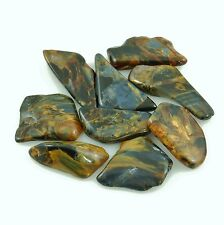 """PIETERSITE 1 Tumbled Polished 2.5-3.2 grams 1.0-1.30""""ea w/ Healing Property Card"""