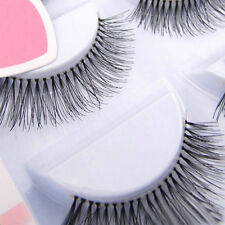 5 Pairs Natural Sparse Cross Eye Lashes Extension Makeup Long False Eyelashes L7