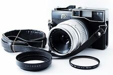 Fuji Fujica G690 Film Camera w/ 100mm f/3.5 from JAPAN 032