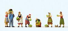 Preiser 10608 H0 Figuren Weinlese