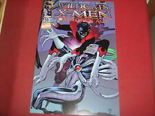 WILDCATS VS. X-MEN : MODERN AGE  #1 Adam Hughes  Image Marvel Comics NM