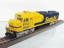 Athearn Genesis G67689 H0 U.S. diesel locomotive F45 BNSF #6552 DCC & SOUND