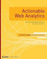 Actionable Web Analytics: Using Data to Make Smart Business Decisions-ExLibrary