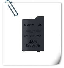 100% ORIGINAL SONY PLAYSTATION PSP SLIM 2000 3000 Battery Pack 3.6v 1200mAh