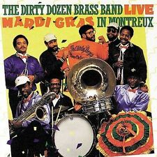 Live: Mardi Gras In Montreux, Dirty Dozen Brass Band, Very Good Live