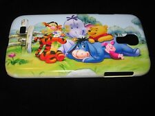 Pooh & Friends Hard Cover Case for Samsung S4 IV Piglet Tigger Eeyore Heffalump