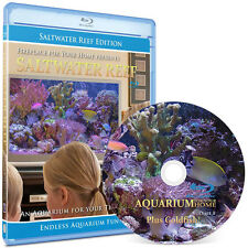 ** Aquarium For Your Home : Saltwater Reef ** Blu-Ray #8