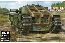 AFV Club AF35288 1/35 Churchill Mk.IV AVRE With Fascine Carrier Frame