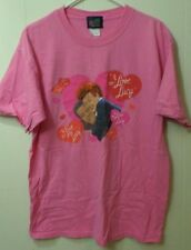 I LOVE LUCY lrg T shirt Lucille Ball comedienne tee Ricky Ricardo throwback