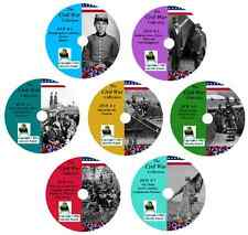 1004 Civil War Books - Ultimate Collection - History & Genealogy on DVD/CD