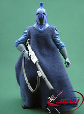STAR WARS ROTS BLUE ROYAL SENATE SECURITY GUARD LOOSE UK FREEP+P