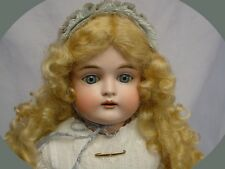 "ANTIQUE Kestner 167 Child Doll 17"" ADORABLE"