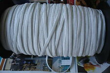 LOT*OF**10.yards. white**1/8.in*Width  Elastic