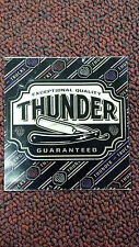 "THUNDER TRUCKS, SKATEBOARD STICKER, COLLECTOR SERIES, 31913A, 2-3/4"" X 3"""