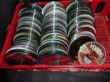 Music CD Lot of 100 - Discs only - FREE SHIPPING! Major names, indie, demos, DJ