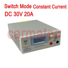 Variable Switch Mode DC Power Supply 30V 20A Digital adjustable Constant Current