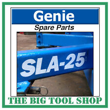 Genie SLA Material Lift SLA25 Decal (Pack 2) Sticker 32693 Spare Part