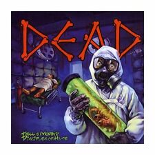 DEAD(US) - HELL´S MORBID DISCIPLES OF HATE - 2CD - DEATH METAL