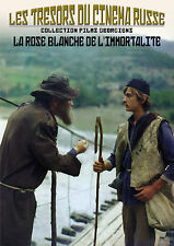 DVD Cinéma Russe : La Rose blanche de l'immortalité