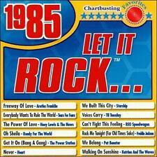 FREE US SH (int'l sh=$0-$3) NEW CD Various Artists: Let It Rock 1985