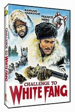Challenge to White Fang-DVD-franco nero-lucio fulci-family-movie-dog-disney