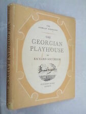 RICHARD SOUTHERN.THE GEORGIAN PLAYHOUSE *SIGNED NORA RATCLIFF* 1ST/1 H/B 1948