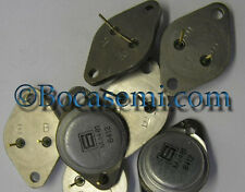 MJ481 SI NPN power transistor 4A 60V 87W TO-3 new MFR Solid State