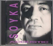 SOYKA - ACOUSTIC 1991 TOP RARE POLISH CD POLSKA POLAND POLEN POLONIA