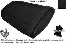 BLACK STITCH CUSTOM FITS HONDA CBR 600 RR 07-12 REAR SEAT COVER ONLY