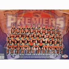 ADELAIDE CROWS OFFICIAL AFL 1997 PREMIERS TEAM POSTER 700mm x 500mm (RARE)