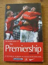 2003/2004 Manchester United: The Rough Guide To The Premiership, All The Teams,