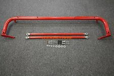 Precision Works Universal Harness Bar 48-51 inches RED