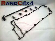 Land Rover Defender TD5 Rocker cover gasket & Injector Wiring Loom Harness 01 on