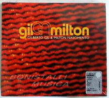 GILBERTO GIL & MILTON NASCIMENTO - GIL & MILTON - CD Sigillato