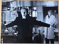 IM STAHLNETZ DES DR. MABUSE Rudolf Fernau Rudolf Forster Foto ca.1975