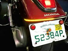 Honda VTX 1300C/1800C LED Fender Eliminator Brake/Turn Signal Kit w/ Clear Lens