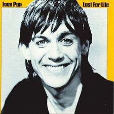 IGGY POP - LUST FOR LIFE - CD SIGILLATO 1990