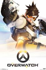 OVERWATCH - KEY ART POSTER - 22x34 VIDEO GAME 14881