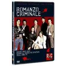 Dvd ROMANZO CRIMINALE - (Versione Integrale) (2 Dischi) Contenuti Speciali NUOVO