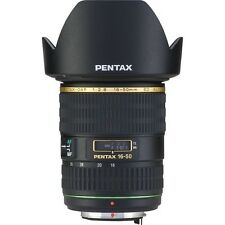 PENTAX-DA* SMC 16-50mm F2.8 ED AL IF SDM LENS & BONUS 16GB SD CARD