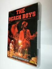 The Beach Boys ‎- Live At Knebworth 1980  DVD Musica Concerti Rock Pop