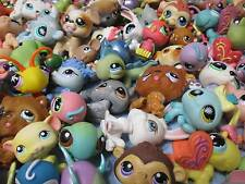 Littlest Pet Shop Mixed Lot 10 Pcs Surprise Random Pet Figures 100% Authentic