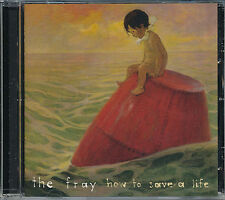 The Fray How To Save A Life RARE promo CD single '06
