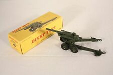 Dinky Toys 80 E, Obusier DE 155 A.B.S.,Mint in Box                   #ab618
