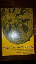 The Bhagavad Gita; 1960 by Mohini M. Chatterji (Hardcover)