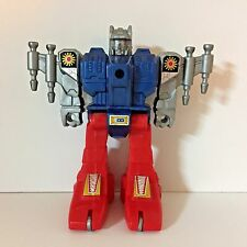 Oversized TOPSPIN transforming Robot Knock Off KO Transformers Jumpstarter 1984