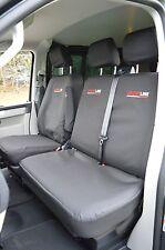 Volkswagen VW Transporter T6 EXTRA Heavy Duty Sportline Seat Covers